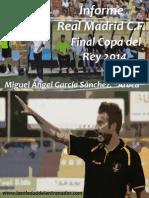 Informe Real Madrid