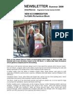 KAR Newsletter SUMMER 2009 Copy(1)
