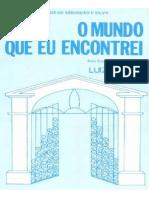 Alayde de Assunção e Silva [Luiz Sérgio] - O mundo que encontrei.pdf