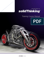 SolidThinking 8.0 Training Course Eng