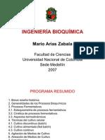 Ingenieria Bioquimica Mario Arias Zabala