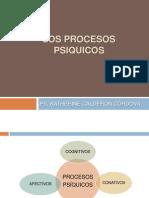 Los Procesos Psiquicos