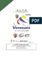 Stage 6 Vuelta a Venezuela #Ciclismo