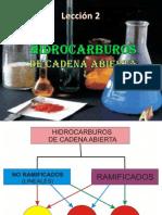 02 HC de Cadena Abierta