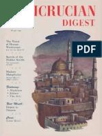 Rosicrucian Digest, October 1956