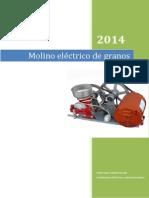 Molino Electrico de Granos