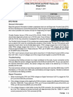 TT418A DTCs P2135 & P2101 Theory & Diagnostics 1 11 2011