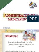 Administracion de Medicamentos 1