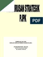 Plan Stategik PJPK