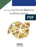 Guia Prático de Direitos Da Pessoa Idosa- Atualizado 17.06