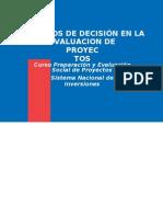 08 Criterios de Decisión 2013