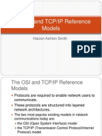 Network Reference Models