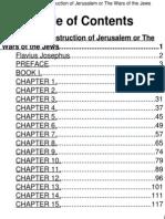 History of the Destruction of Jerusalem