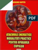 Grigori Kapita - Atacurile Energetice