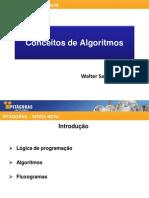 Apresentação 2 - Linguagem e Lógica de Programação