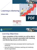 Coaching & Mentoring DSP