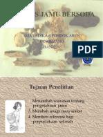 ANALISIS JAMU BERSODA 2