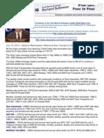 Despite Wednesday's Rebound Dow Transports Stayed Below 8256