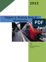 Viagem Fabio a Buenos Aires 3