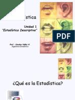 Bioestadstica 1