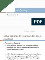 Materi Job Order Costing