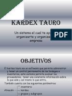 KARDEX.