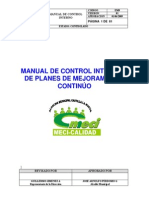 Manual de Control Interno Meci
