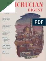 Rosicrucian Digest, December 1956