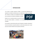 Mercado La Perla Informe Completo