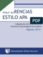 Manual de Referencias Estilo APA[1]