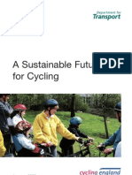 A Sustainable Future for Cycling
