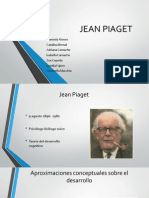 Jean Piaget - Final