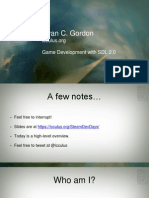 Game Development with SDL 2.0