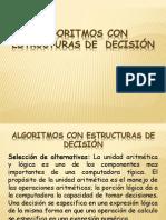 Algoritmos Con Estructuras de Decisión Computacion i