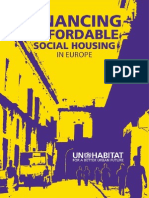 23186292 Financing Affordable Housing in Europe