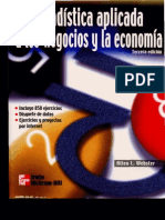 Webster Allen - Estadistica Aplicada a Los Negocios Y La Economia (1)