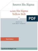 YellowBelt Manual Sample