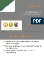Chap 018 - Small Business Development