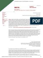 A Mercadorização Dos Delitos_ Ficção e Realidade - Crítica Do Direito
