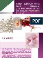Diapositiva Dia de La Mujer