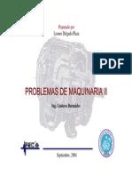 Problemas de Maquinaria II (Motores de Induccion)