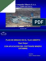 Planeamiento Datamine Cerro de Pasco.pdf