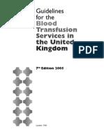 كتاب شامل عن نقل الدم
