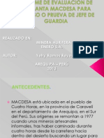 Diapositiva de Macdesa