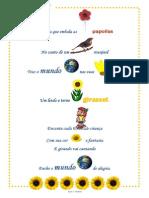 Poema Girassol