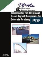 Design Guide for Asphalt Roadways