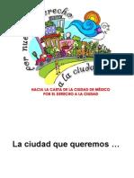 Presentacion El Derecho a La Ciudad Mayo 2012