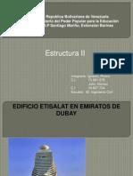 presentacion estructuraII