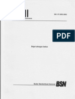 SNI 07-2052-2002