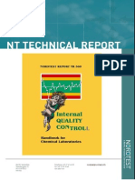 NT Technical Report Nordtest Report TR 569